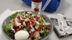 Salad, Kindle, Drink