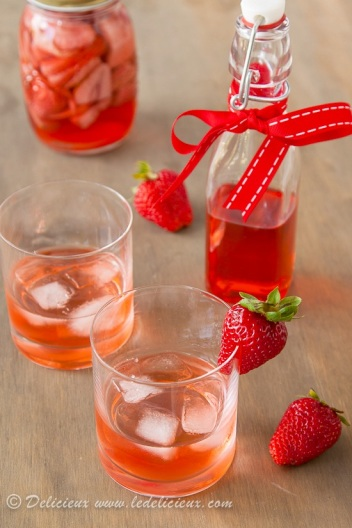 strawberryvodka