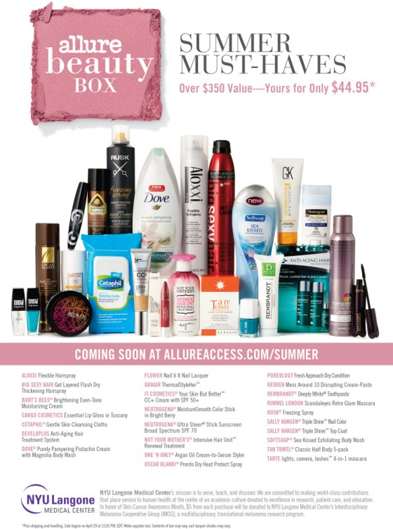 allure-beauty-box-summer-2014